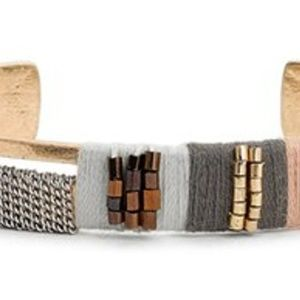 Nordstrom Treasure and bond Wrap Cuff Bracelet NWT